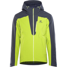 Salomon La Cote 2L Jakke Herrer, night sky/greenery